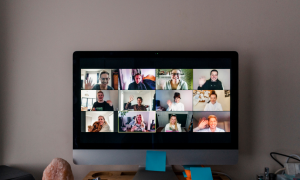 video conference in Zwolle